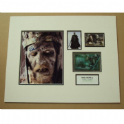 Paul Norrell Signed Lord Of The Rings Photo Display King Of The Dead
